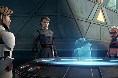 Звездные войны война клонов star wars the