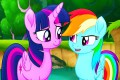 Кадр  2  из My Little Pony в кино / My Little Pony: Der Film