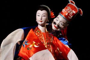 Сцены из Пекинской оперы