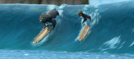 Лови волну / Surfs Up