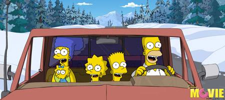 Симпсоны в кино / Simpsons Movie