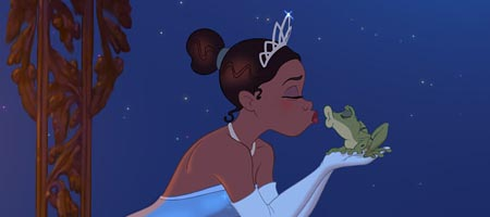Принцесса и лягушка / The Princess and the Frog
