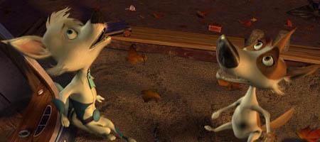 Белка и Стрелка. Звездные собаки