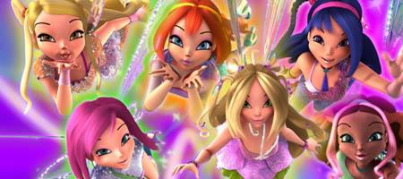 Winx Club 3D. Волшебное приключение / Winx Club 3D: Magica Avventura