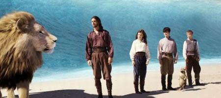 Хроники Нарнии: Покоритель зари, или плавание на край света / The Chronicles of Narnia: The Voyage of the Dawn Treader