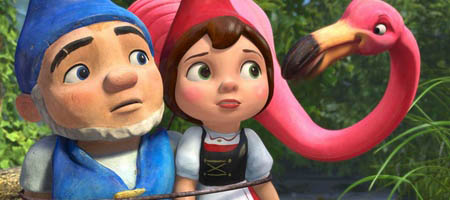 Гномео и Джульетта / Gnomeo and Juliet