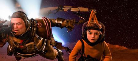 Тайна Красной планеты / Mars Needs Moms!