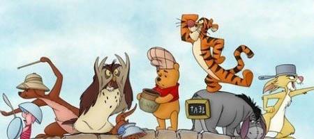 Медвежонок Винни и его друзья / Winnie the Pooh