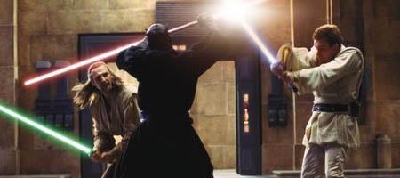 Звездные войны: Эпизод 1 — Скрытая угроза / Star Wars: Episode I — The Phantom Menace