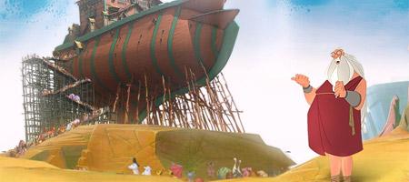 Ноев ковчег / Arca, El