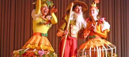 Волшебные сказки Оле-Лукойе