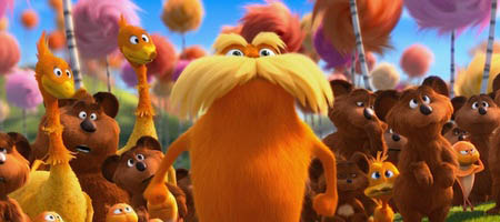 Лоракс / Dr. Seuss The Lorax