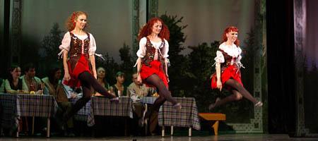 Ирландское танцевальное шоу / Mirkwood Irish Dance School