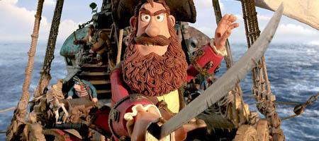 Пираты: Банда неудачников / The Pirates! Band of Misfits
