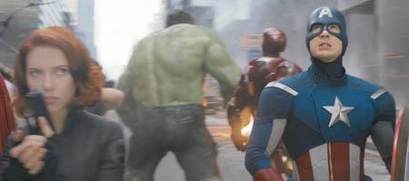 Мстители / The Avengers 3D