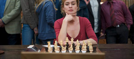 Шахматистка / Joueuse