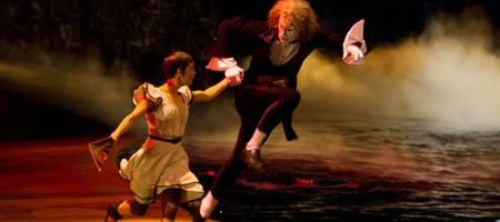 Cirque du Soleil: Сказочный мир / Cirque du Soleil Worlds Away