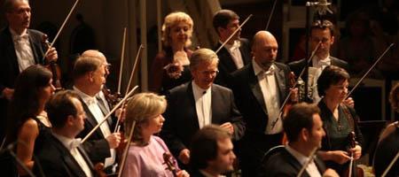 Cимфонический оркестр Великого Новгорода. Классика и современность