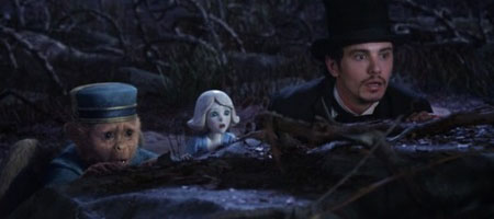 Оз: Великий и Ужасный / Oz: The Great and Powerful