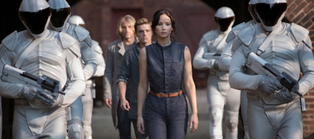 Голодные игры: И вспыхнет пламя / The Hunger Games: Catching Fire
