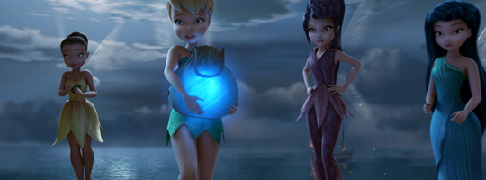 Феи: Загадка Пиратского Острова / The Pirate Fairy