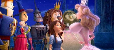 Оз: Возвращение в Изумрудный город / Legends of Oz: Dorothy