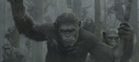 Планета обезьян: Революция / Dawn of the Planet of the Apes