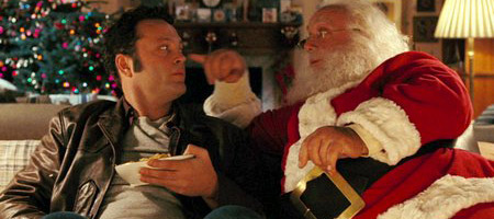 Фред Клаус, брат Санты / Fred Claus