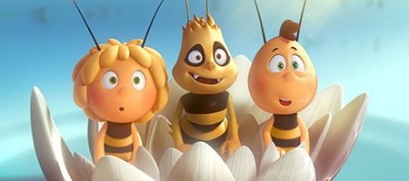 Пчелка Майя / Maya the Bee Movie
