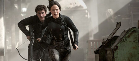 Голодные игры: Сойка-пересмешница. Часть I / The Hunger Games: Mockingjay - Part 1