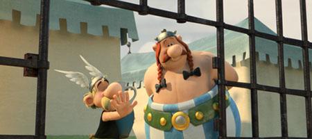 Астерикс: Земля Богов / Asterix: Le domaine des dieux