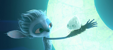 Хранитель Луны / Mune, le gardien de la lune