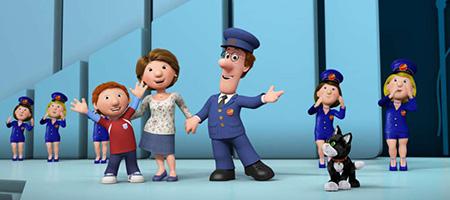 Почтальон Пэт / Postman Pat: The Movie