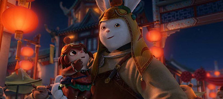 Кунг-фу Кролик: Повелитель огня / Tu xia zhi qing li chuan shuo