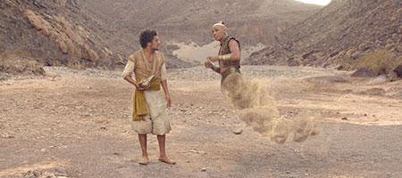 Новые приключения Аладдина / Les nouvelles aventures Aladin