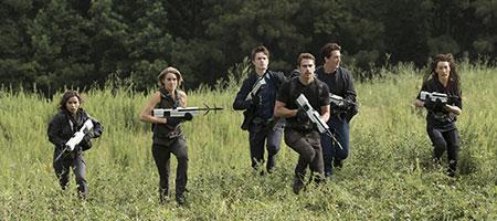 Дивергент, глава 3: За стеной / The Divergent Series: Allegiant