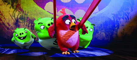 Angry Birds в кино / The Angry Birds Movie