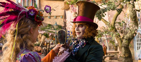 Алиса в Зазеркалье / Alice Through the Looking Glass
