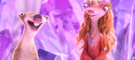 ���������� ������: ������������ ��������� / Ice Age: Collision Course