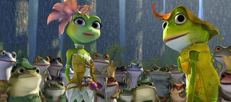 Принцесса Лягушка / Frog Kingdom