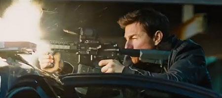 Джек Ричер 2: Никогда не возвращайся / Jack Reacher: Never Go Back