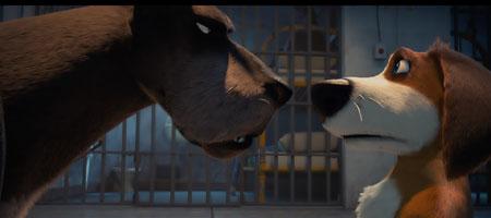 Большой собачий побег / Ozzy
