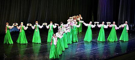 Березка. Государственный академический хореографический ансамбль