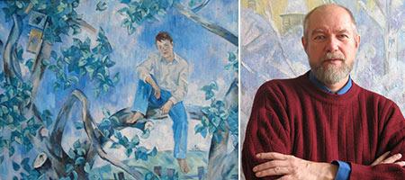Картина и портрет. Юрий Ерышев