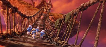 Смурфики: Затерянная деревня / Smurfs: The Lost Village