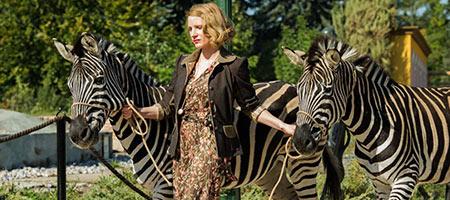 Жена смотрителя зоопарка / The Zookeeper's Wife