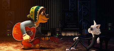 Рок Дог / Rock Dog