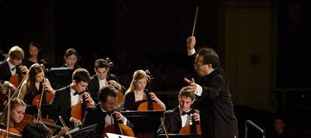 Йельский симфонический оркестр / Yale Symphony Orchestra