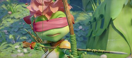 Принцесса-лягушка: Тайна волшебной комнаты / The Frog Kingdom 2: Sub-Zero Mission