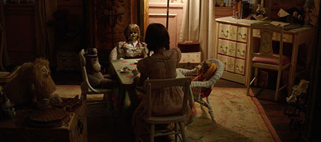 Проклятие Аннабель: Зарождение зла / Annabelle: Creation